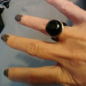 Jewelry - Solid glass ring